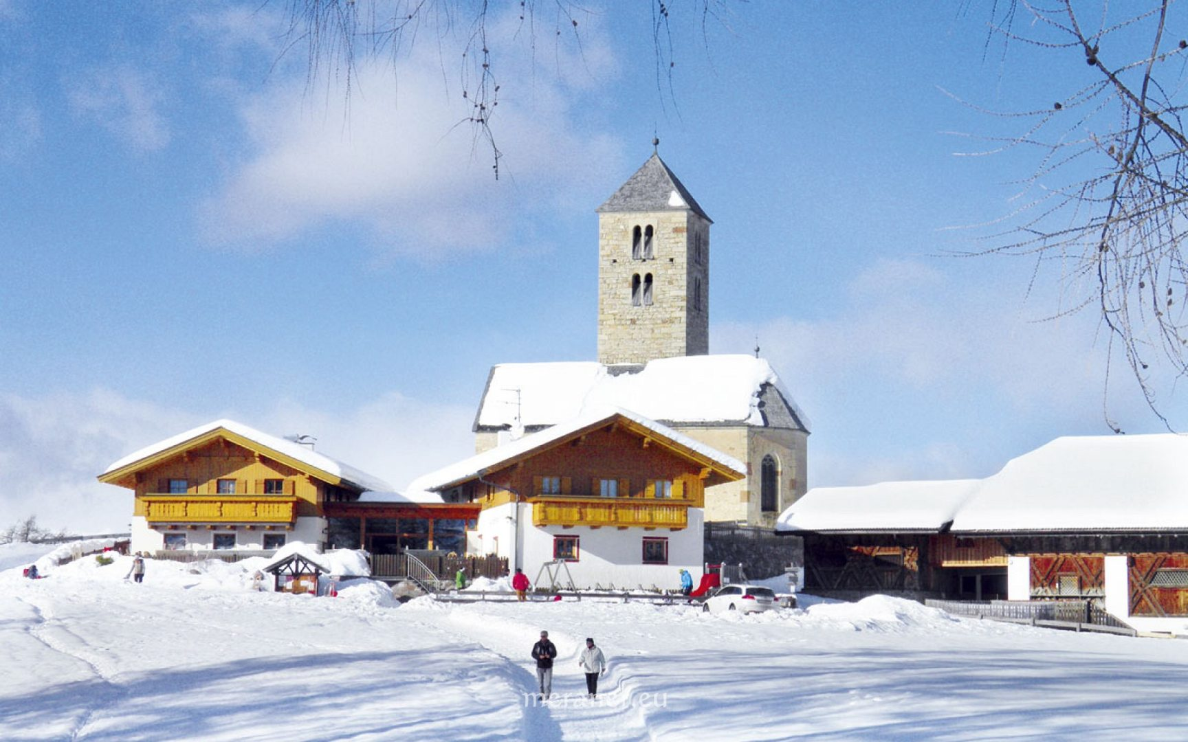 920 Wa Langfenn 1 - Winterparadies